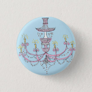 Badge Rond 2,50 Cm Lustre