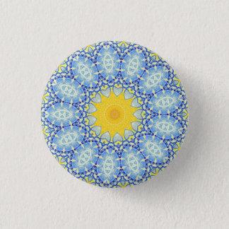 Badge Rond 2,50 Cm Mandala de kaléidoscope au Portugal : Motif 224,10