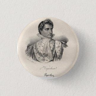 Badge Rond 2,50 Cm Napoléon Le Grand