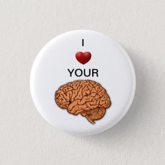 Badge Rond 2,50 Cm neurochirurgie
