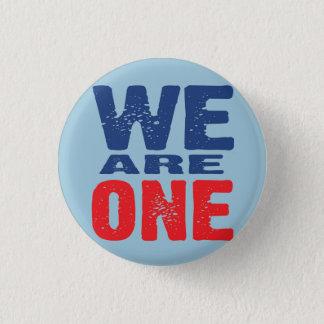 Badge Rond 2,50 Cm Nous sommes un bouton