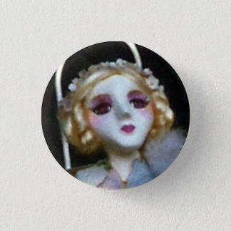 Badge Rond 2,50 Cm Peu de Blondie
