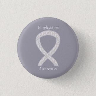 Badge Rond 2,50 Cm Pin de coutume de ruban de perle de conscience