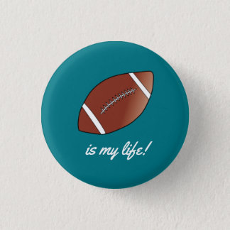 Badge Rond 2,50 Cm Pin du football