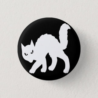 Badge Rond 2,50 Cm Pin punk gothique d'horreur de Halloween