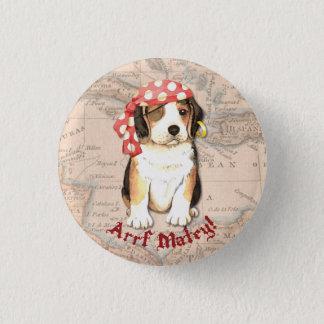 Badge Rond 2,50 Cm Pirate de beagle