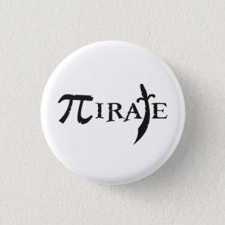 Badge Rond 2,50 Cm Pirate de symbole de pi