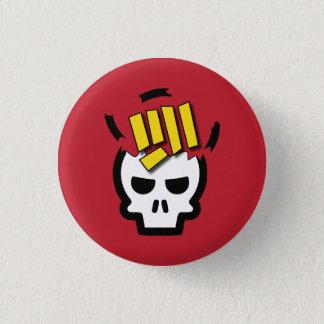 Badge Rond 2,50 Cm Poinçon de crâne - Sigil de Thodon le barbare