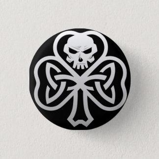 Badge Rond 2,50 Cm Punk irlandais 1 1/4 borne de bouton