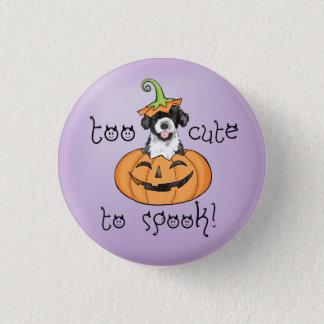 Badge Rond 2,50 Cm PWD de Halloween