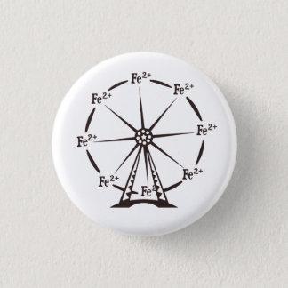 Badge Rond 2,50 Cm Roue de Ferris ferreuse