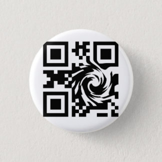 Badge Rond 2,50 Cm Sali QR-Code