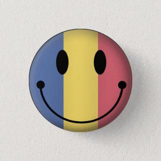 Badge Rond 2,50 Cm Smiley de la Roumanie