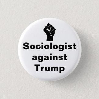 Badge Rond 2,50 Cm Sociologue contre l'atout