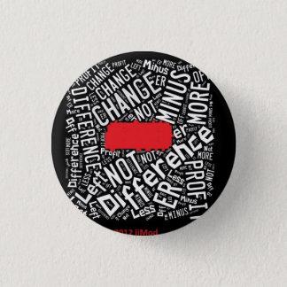 Badge Rond 2,50 Cm SOUSTRAYEZ les mots de code