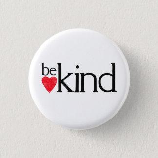 Badge Rond 2,50 Cm Soyez aimable - des sujets de gentillesse de coz