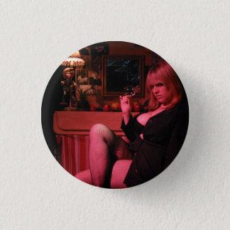 Badge Rond 2,50 Cm Type de bouton de bulles de chevalier de Courtney
