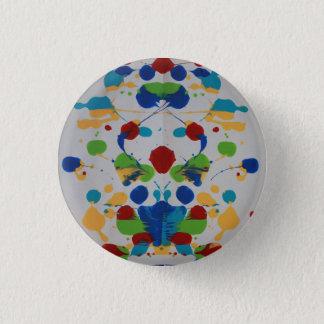 Badge Rond 2,50 Cm Zen