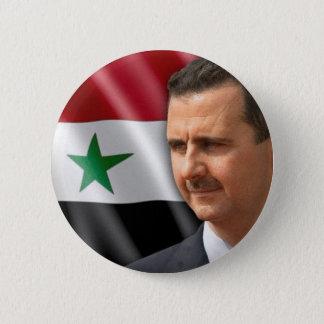Badge Rond 5 Cm بشارالاسد de Bashar Al-Assad