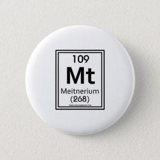 Badge Rond 5 Cm 109 Meitnerium