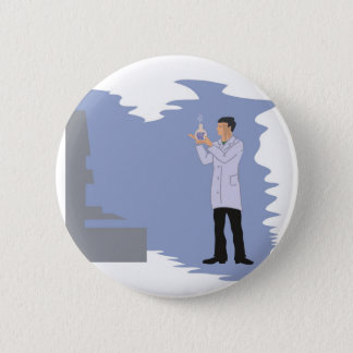 Badge Rond 5 Cm 32chemist