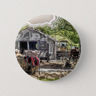 BADGE ROND 5 CM AGRICULTURE