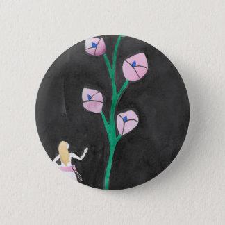 Badge Rond 5 Cm Alice