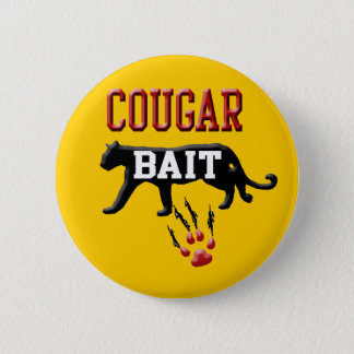 Badge Rond 5 Cm amorce de puma