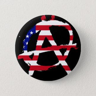 Badge Rond 5 Cm Anarchie #2