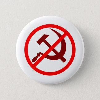 Badge Rond 5 Cm anti-communiste