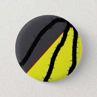 Badge Rond 5 Cm Araignée