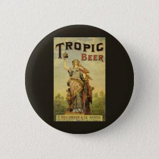 Badge Rond 5 Cm Art vintage d'étiquette de produit, gladiateur