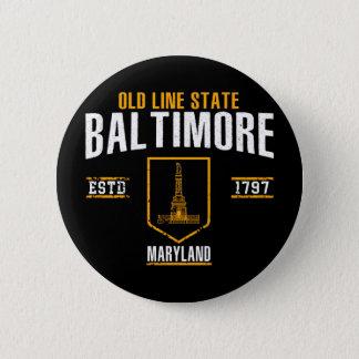 Badge Rond 5 Cm Baltimore