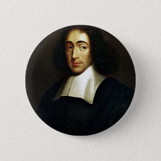 Badge Rond 5 Cm Baruch Spinoza
