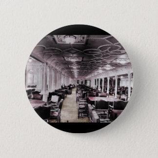Badge Rond 5 Cm Bas-côté Titanic de salle à manger