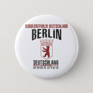 Badge Rond 5 Cm Berlin