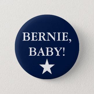 Badge Rond 5 Cm Bernie, bébé !