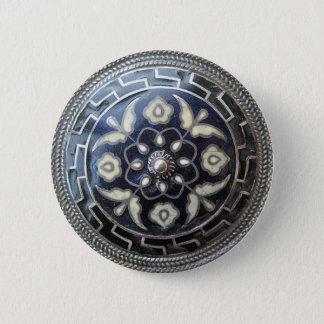 Badge Rond 5 Cm Bijoux antiques - bouton de broche de Pin/de fleur