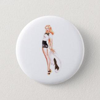 Badge Rond 5 Cm Blondie