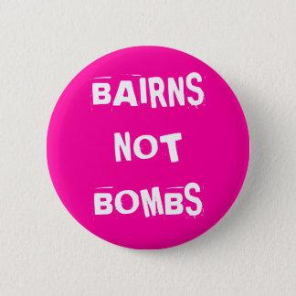 Badge Rond 5 Cm Bombes d'enfants pas
