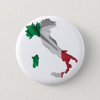 Badge Rond 5 Cm Botte italienne