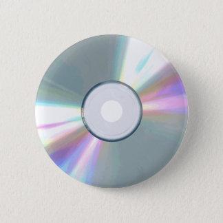 Badge Rond 5 Cm Bouton CD