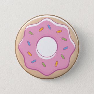 Badge Rond 5 Cm Bouton de beignet