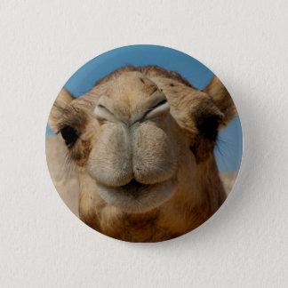 Badge Rond 5 Cm Bouton de chameau