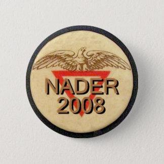 Badge Rond 5 Cm Bouton de Couche-point-style de Nader Ayn