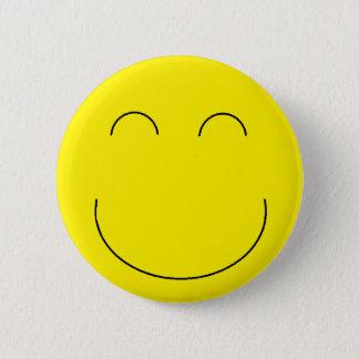 "Badge Rond 5 Cm Bouton de ""Emoji"""