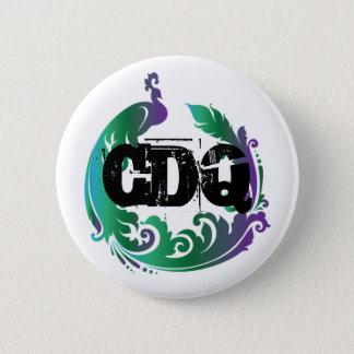 Badge Rond 5 Cm Bouton de famille de CDQ