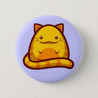 Badge Rond 5 Cm Bouton de Kitty de chabots