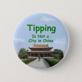 Badge Rond 5 Cm Bouton de la Chine