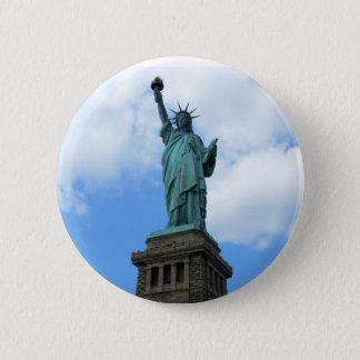 Badge Rond 5 Cm bouton de liberté